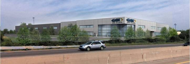 GKN - Proposed in August 2013