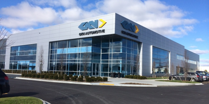 GKN - Finished in Late October 2014