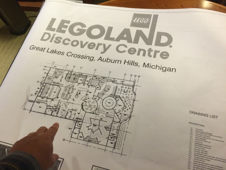 LEGOLAND Discovery Center Michigan will be the eighth to open in the U.S.