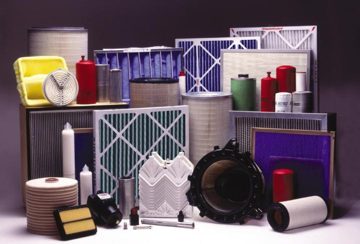 Types of products that Total Filtration Services, Inc. distributes