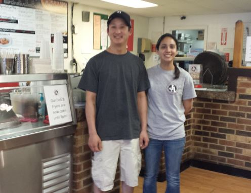 Jo'Angela's New Owners, Nolan and Olivia Cesario