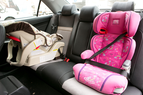 Did you know that four out of five child safety seats are used incorrectly?