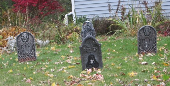 This cemetery can be found on Cherryland