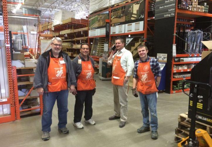 Home Depot Team!