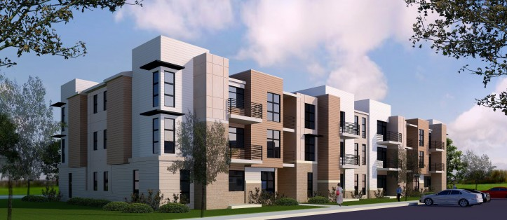 Proposed Building Elevation