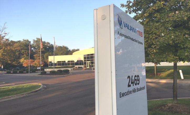 Valiant selected Auburn Hills for its United States expansion a little over one year ago.
