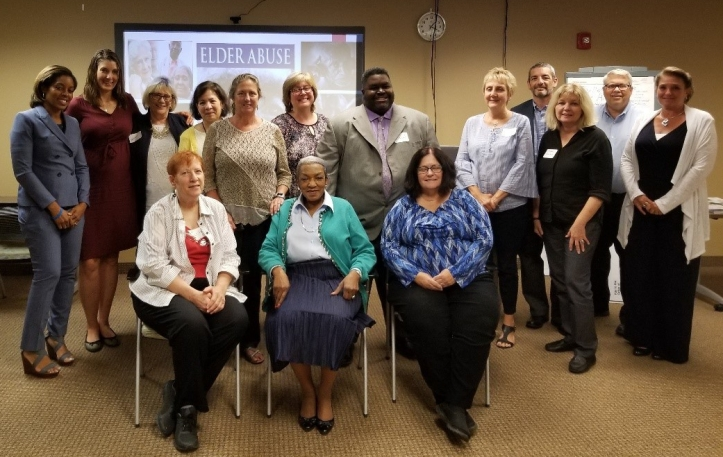 2018 Elder Abuse Taskforce Group